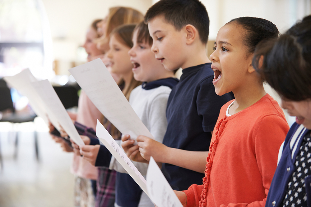 new DNPA singing classes for children Brockley